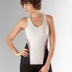 Grey Glass Sport Solutions Side Lines Sport Top